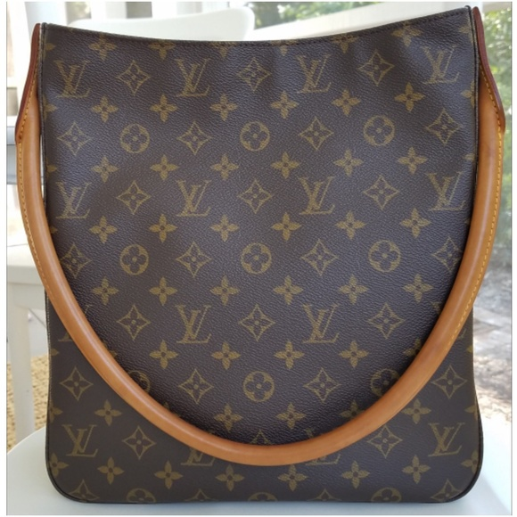 Louis Vuitton Handbags - Louis Vuitton Looping GM Shoulder Bag Monogram